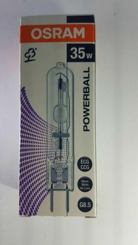 Osram Powerball HCI-TC 35W WDL 830WarmweißHalogen Metaldampflampe G8.5