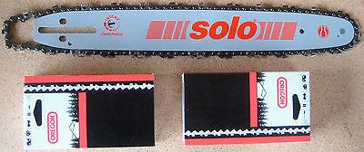 Oregon Führungsschiene Schwert 30 cm für Motorsäge SOLO 614