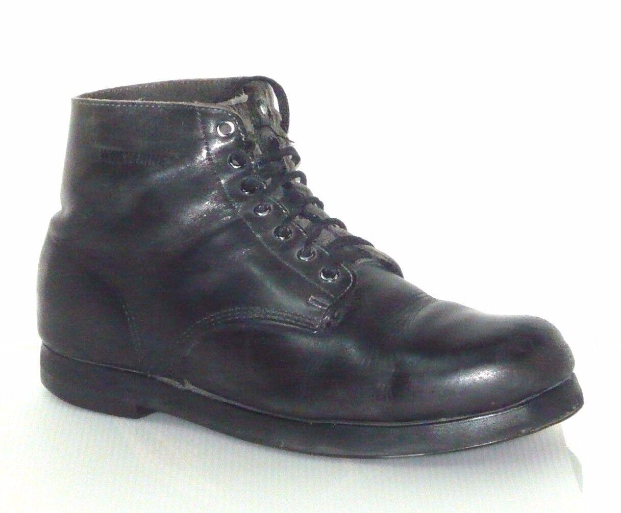 Wolverine Men's Original Boots Black Leather W05300 11.5D