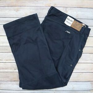 New Mountain Khakis Men's Camber 105 Pant Classic Fit 52 x 30L Navy Blue