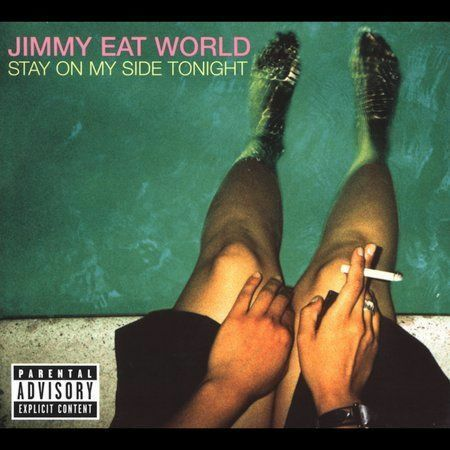 Stay on My Side Tonight [EP] [PA] by Jimmy Eat World (CD, 2005, Interscope) NEW