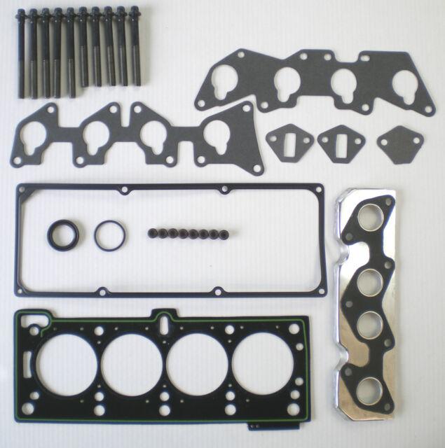 HEAD GASKET SET & BOLTS RENAULT CLIO MEGANE & SCENIC 1.6 8V K7M VRS