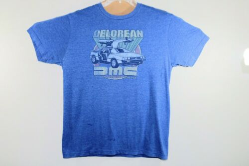 Large Back To The Future T-shirt Delorian