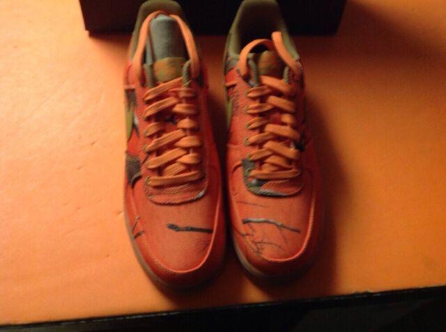 Nike Air Force 1 Realtree Camp Orange BlazeWheat New Sale