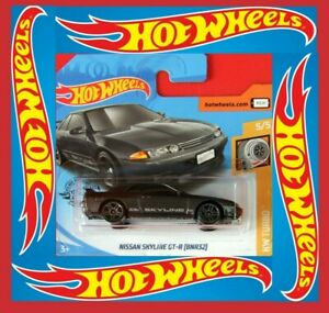 Hot-Wheels-2020-Nissan-Skyline-GT-R-bnr32-2-250-neu-amp-ovp