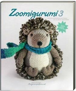 44a61103619d Image is loading Zoomigurumi-3-15-Cute-Amigurumi-Crochet-Patterns-Paperback-