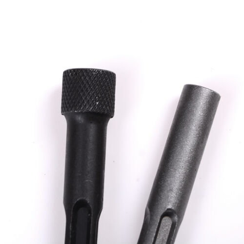 2Pcs Hex Shank-Screwdriver Holder Drill Bit Adaptor Hammer Drill Tool Drive IY