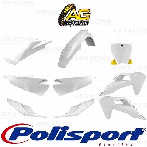 Polisport OEM 2019 Colours Plastics Box Kit For Husqvarna FC 450 2019 Motocross