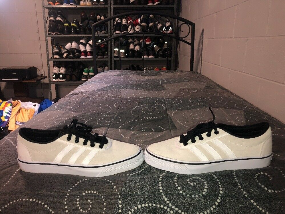 Adidas Originals Adiease II Mens Suede Athletic Skate Shoes Comfortable Cheap and beautiful fashion