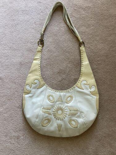 bcbg Vintage Half Moon Bag