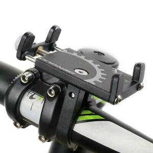 Aluminium-Alloy-Bicycle-Mobile-Phone-Holder-Bike-Handlebar-Clip-Stand-Mount