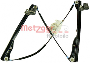 Fensterheber für Innenausstattung Vorderachse METZGER 2160015