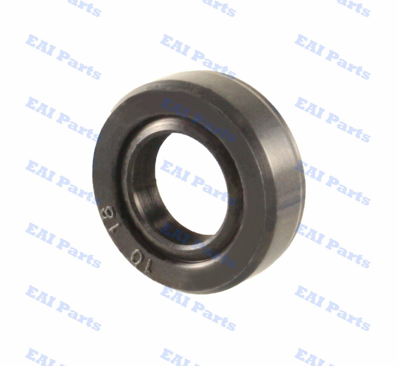 NEW TC 15X40X10 DOUBLE LIPS METRIC OIL DUST SEAL 15mm X 40mm X 10mm