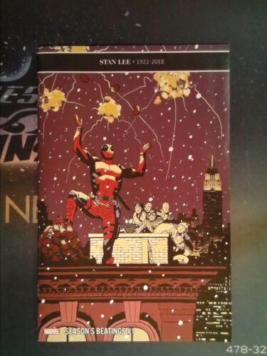 Season/'s Beatings #1 Marvel VF//NM 9.0 CB3986