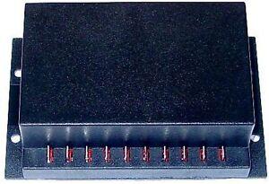 2 Intertechnik CAR3 Frequenzweichen Gehäuse & Klemmen
