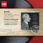 Ravel: Piano Concertos; Valses nobles et sentimentales (CD, Feb-2012, EMI Classics)