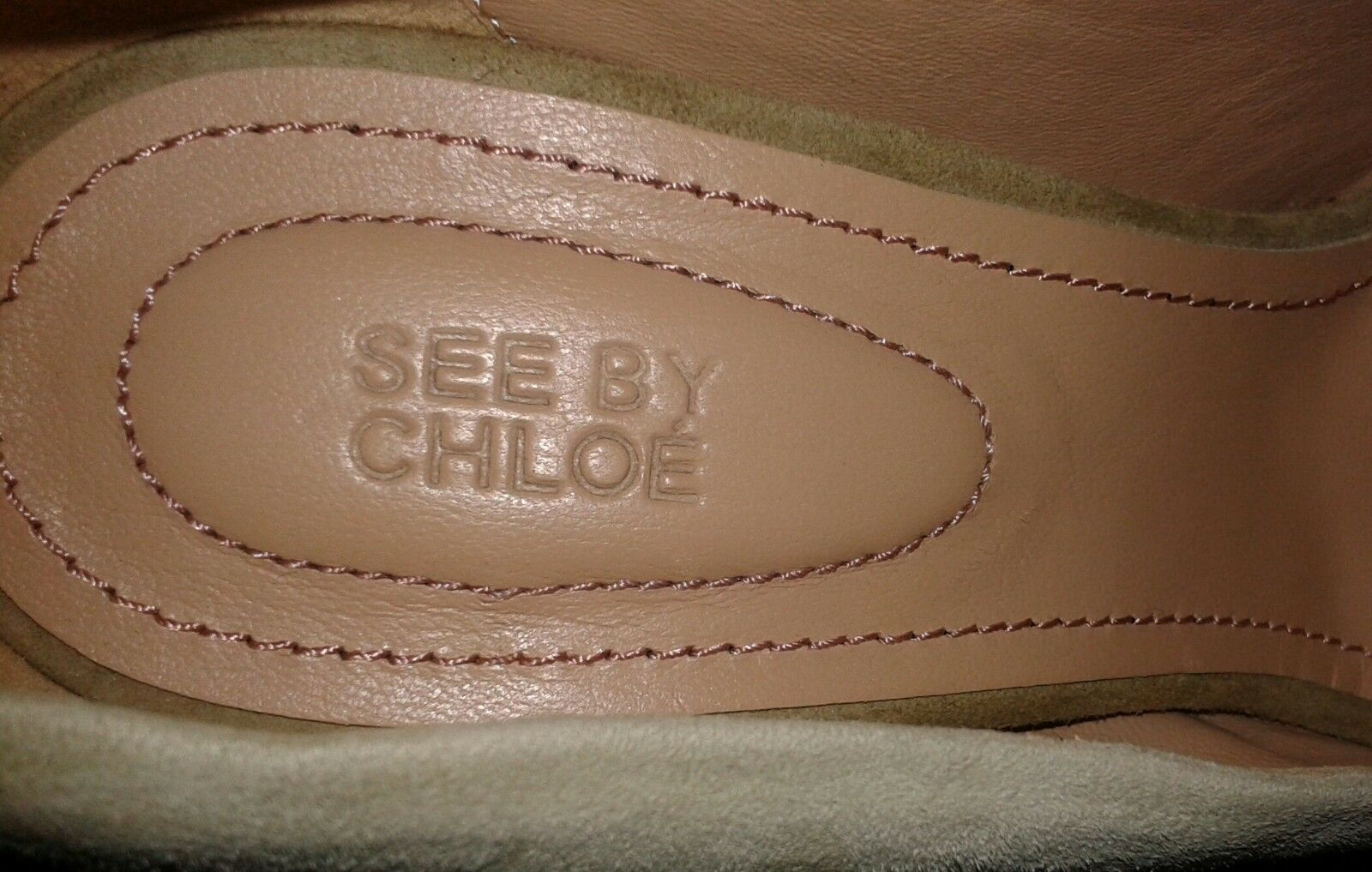 See By Chloé 100% Suede Sandals EUR - UK 3 / EUR Sandals 36 a3b0f5
