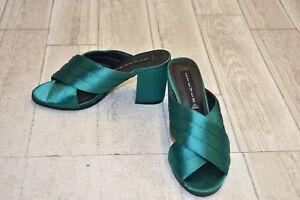 839ac153ee0 Steven by Steve Madden Zada Heeled Sandal - Women s Size 6.5M Green ...