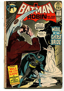 Batman-With-Robin-The-Teen-Wonder-236-VG-Fine-Neal-Adams-DC-Comics-CBX1U
