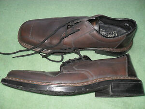 Herren Business Schuhe von Rieker braunschwarz