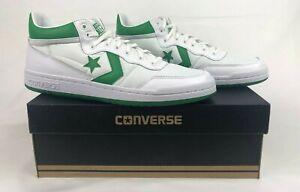 Converse-FASTBREAK-83-MID-WHITE-GREEN-CELTIC-156973C-Size-12-13-NIB
