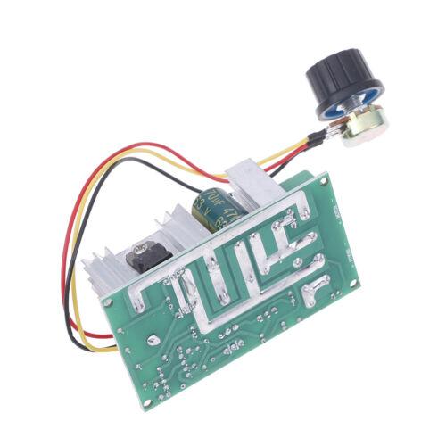 DC 10V-60V PWM RC Motor Speed Control Regulator Controller Switch Module 20A MA