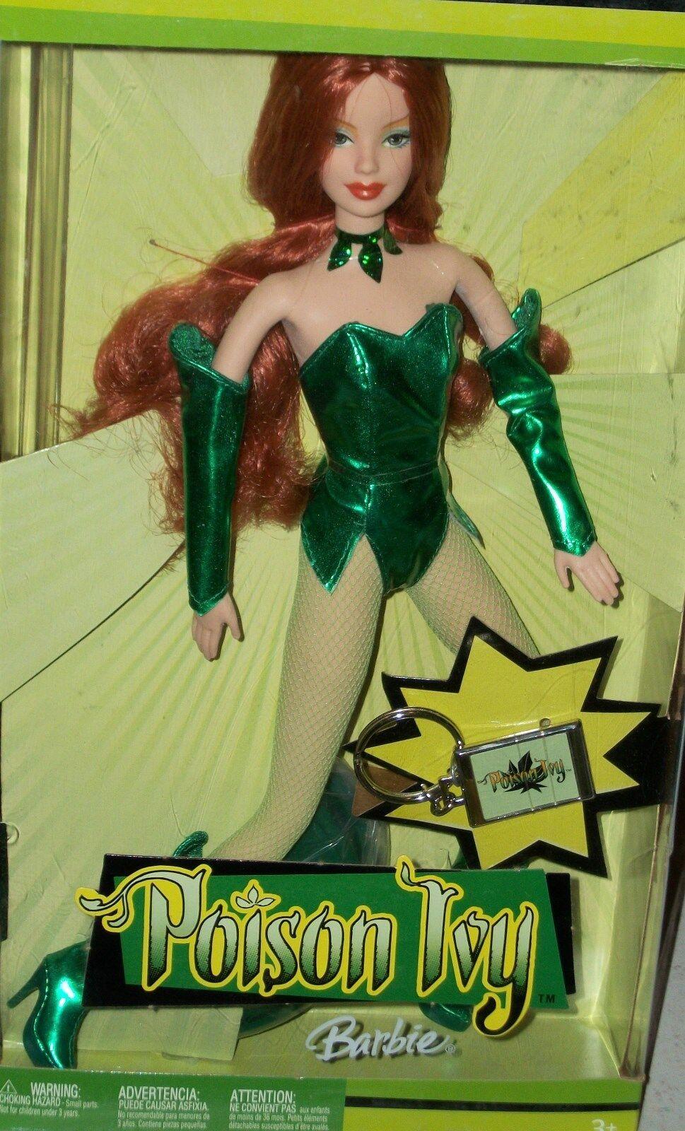 Hiedra Venenosa Muñeca Barbie Dc Comics Super Amigos Batman Figura De Superhéroe Navidad Gay