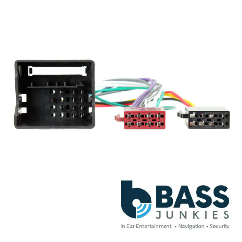 Connects2 CT20RN02 Renault Twingo 09/> Car Stereo Radio ISO Harness Adaptor Lead