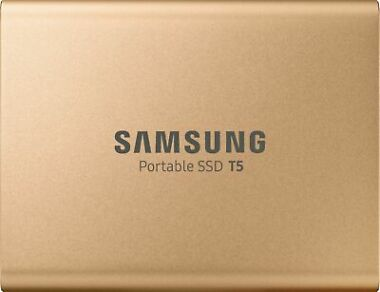 Samsung T5 1TB USB 3.0 Type-C Portable Solid State Drive