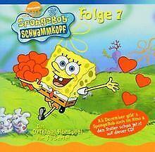 (07)das Original Hörspiel zur TV-Serie von Spongebo... | CD | Zustand akzeptabel