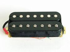 Artec 7-String Guitar Hot Humbucker Bridge Pickup Black