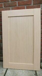 Used Kitchen Cabinet Door Wickes Light Oak in MDF ...