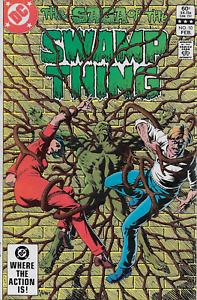 Saga-of-the-Swamp-Thing-Vol-2-10-1983-Unread-Free-Shipping-U-S-and-Canada