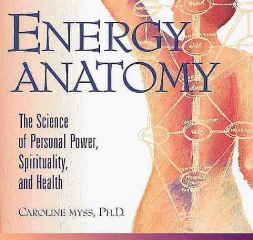 Energy Anatomy by Caroline Myss (1996, Mixed Media, Unabridged) | eBay