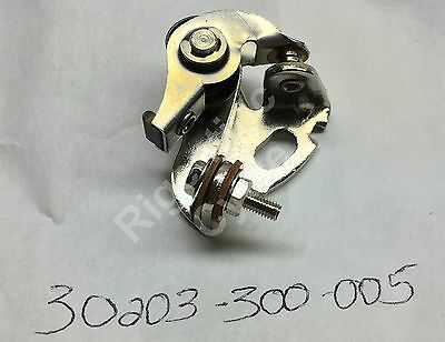 Nos Honda Cb550 Cb750 Ignition Points Contact Breaker 30203-300-005