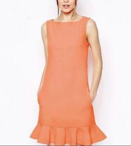 35390eaf498c4d Image is loading Ted-Baker-OMELIA-Dress-Size-1-UK-4-