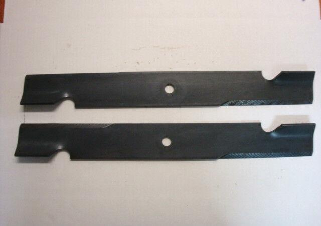 481708 (2) SCAG marbain 21  Blades para 61  cubiertas TIGER CAT CUB