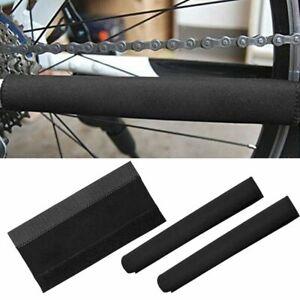 KHENG 2 x Fahrrad Ketten Strebenschutz Rahmenschutz Kettenstrebenschutz L4W5 2X