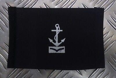Fob With Metal Snap Hook Genuine Vintage Military Issue White Belt Slide