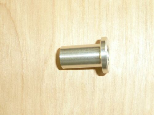 ALUMINIUM TOP HAT SPACER 12mm small OD 24mm long 19mm large OD 10.2 hole CNC