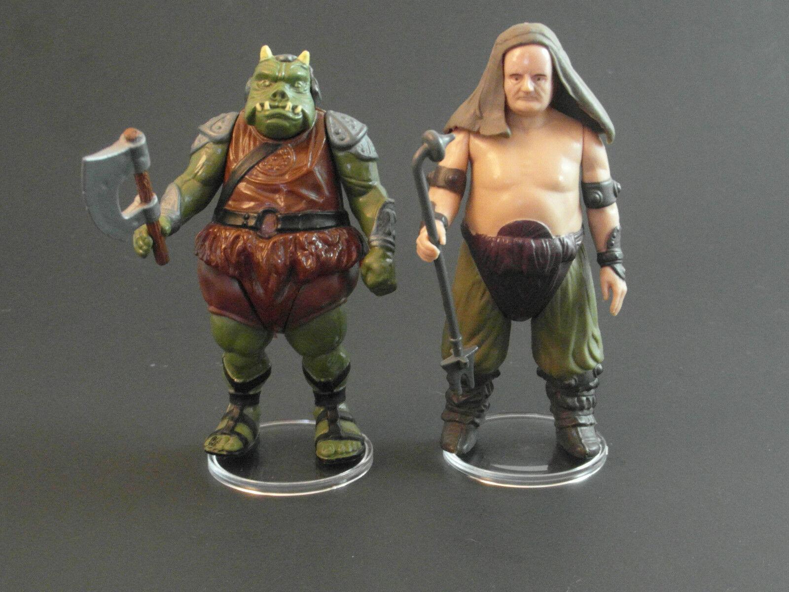508x3.8cm Vintage Star Wars Figur Display Ständer weiter haltung-Palitoy/Kenner