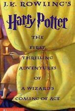 J. K. Rowling~THE HARRY POTTER COLLECTION~3 VOLUME BOX SET~HB/DJ~SEALED~NICE!
