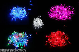 100-200-300-LED-Fairy-String-Lights-Christmas-Wedding-Tree-Lighting-Mood-Light
