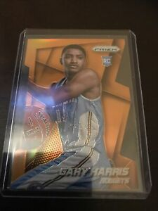 Panini-Prizm-Orange-Die-Cut-Garry-Harris-Base-RC-Nuggets-2014-SP-139