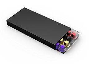Tavola-Swiss-Plastic-Metal-CAPstore-Cassetto-Coffee-Capsule-Holder-Black