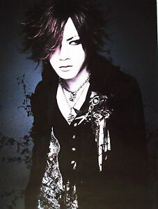 Kalender-Poster-the-GazettE-Ruki-JRock-Visual-Kei-Japan
