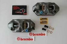 Brembo M4 Radial Monoblock Bremszange 108mm mit Kit Honda CBR 1000RR 220A39710