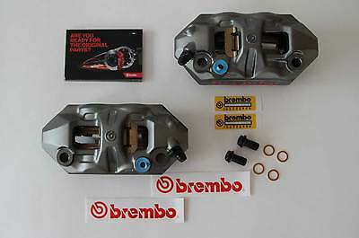 Luminosa Brembo M4 Radial Monoblock Bremszange 108mm Con Kit Yamaha Yzf R1 220a39710- Regalo Ideale Per Tutte Le Occasioni