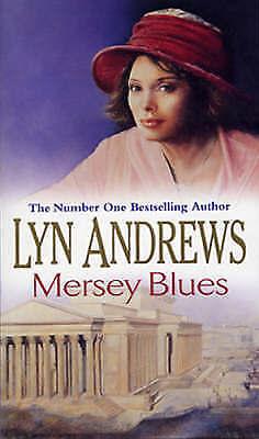 """AS NEW"" Andrews, Lyn, Mersey Blues, Paperback Book"
