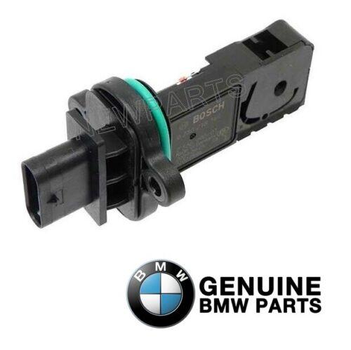 Genuine For BMW E60 E63 550i 650i 750i 750Li X5 Hot Film Air Mass Meter Sensor